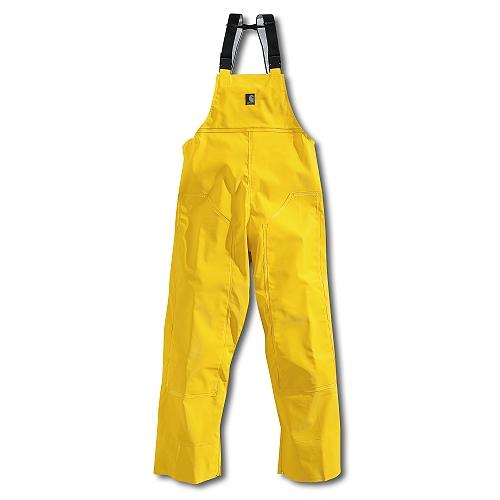 Carhartt Style #: R39 Men�s PVC Rain Bib R39